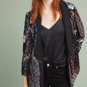 Cartonnier Sequined Jacket